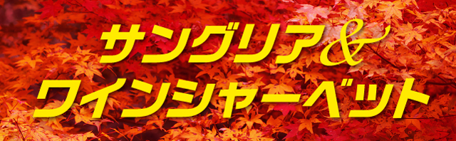 秋の酒フェスはサングリア&ワインシャーベット!BBQ食べ放題!