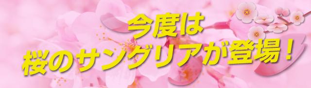 春の酒フェスはサングリアフェス!